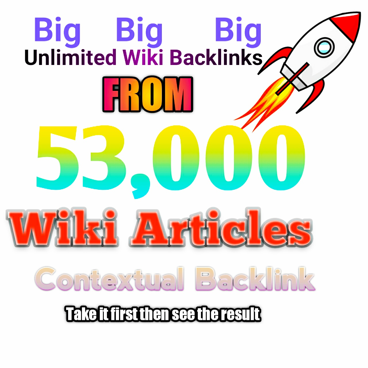 Unlimited Wiki Backlinks from 53,000 Wiki Articles Rank your site