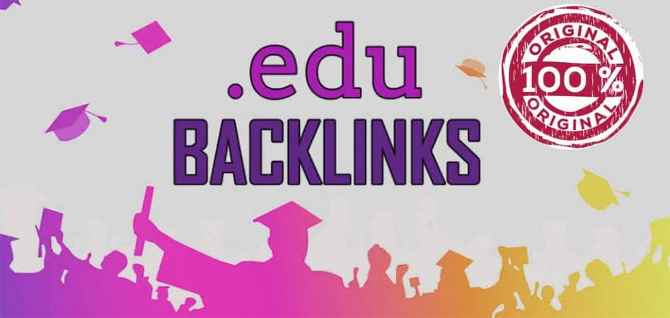 I Will Do 500 HQ. EDU &. GOV Dofollow Backlinks