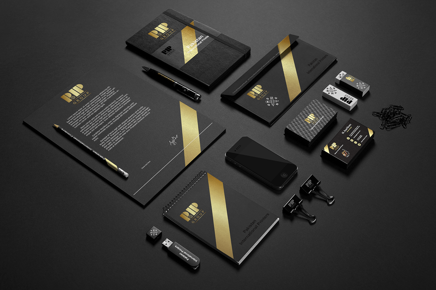 i will design premium business card and stationery items