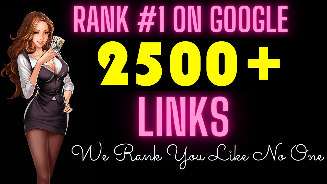 2500+ High DAPA Tired Link Building To Boost Your Adult,  Judi Bola,  Casino,  Poker Google Ranking