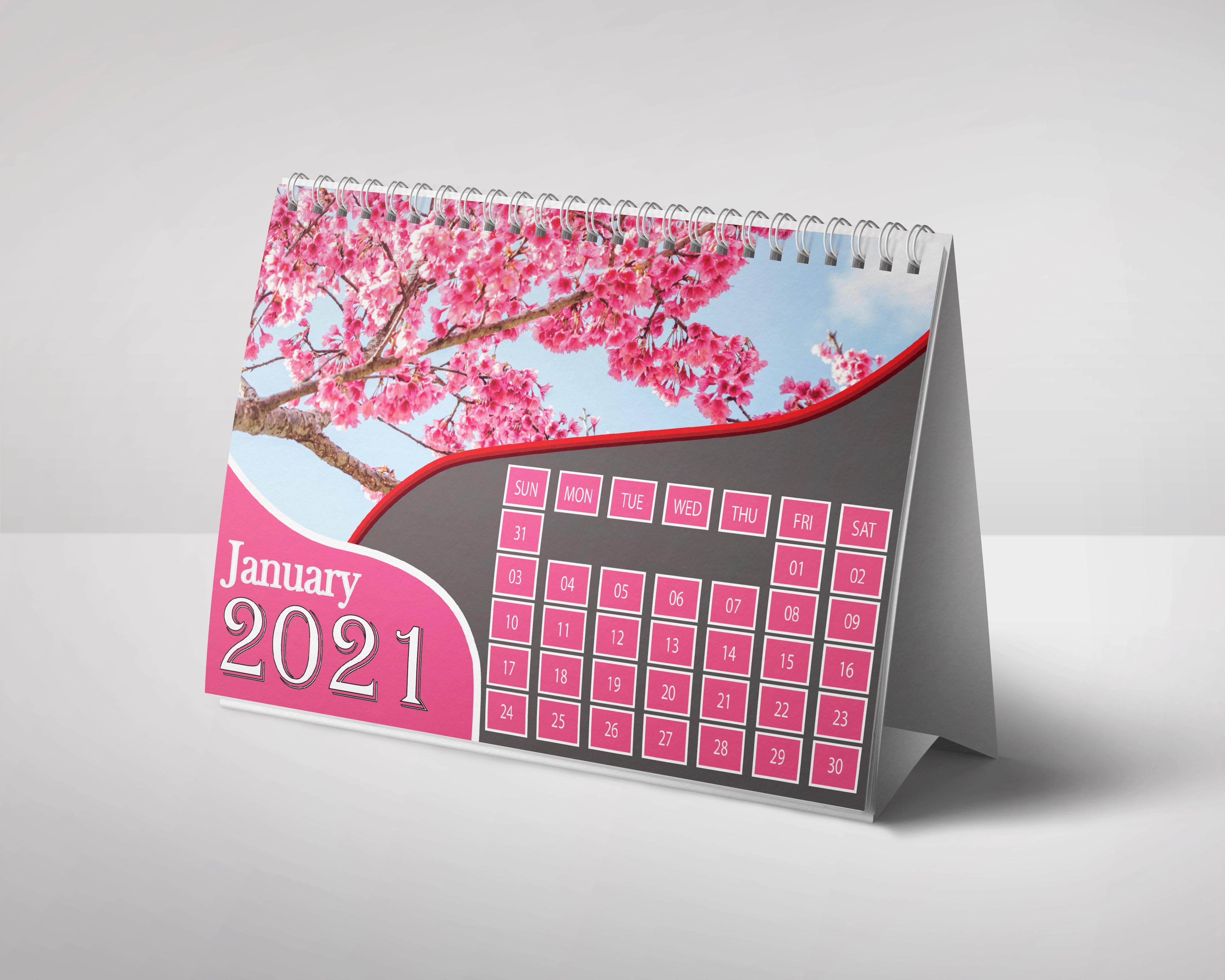 Design Professional & Corporate Calendar