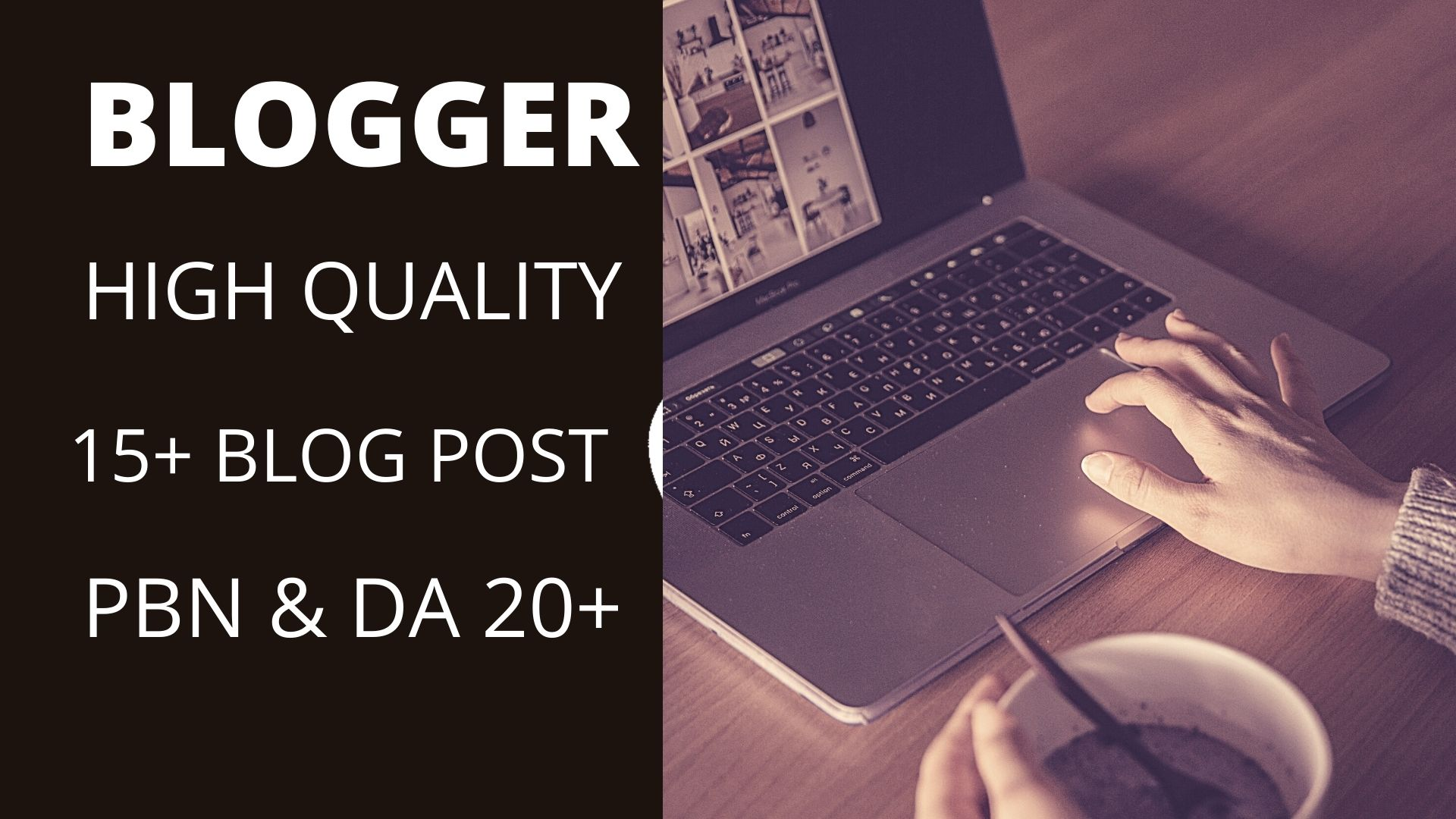 30 PBN Post word press and blogger high DA to rank you websites