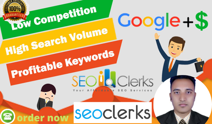 I will do deep keyword research and competitor analysis for your website