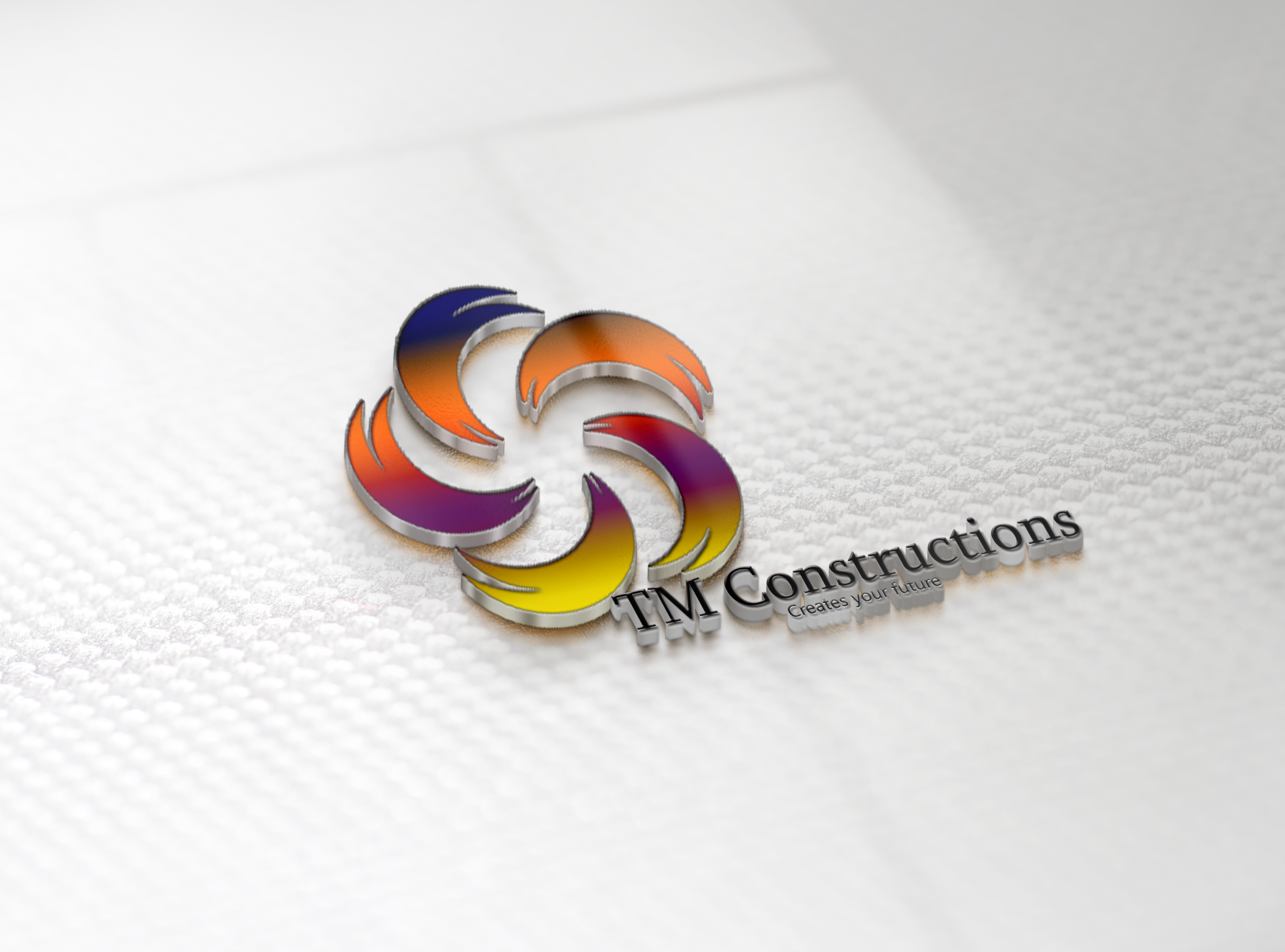 The best package for professional logo designs with 3 basic logo concepts just