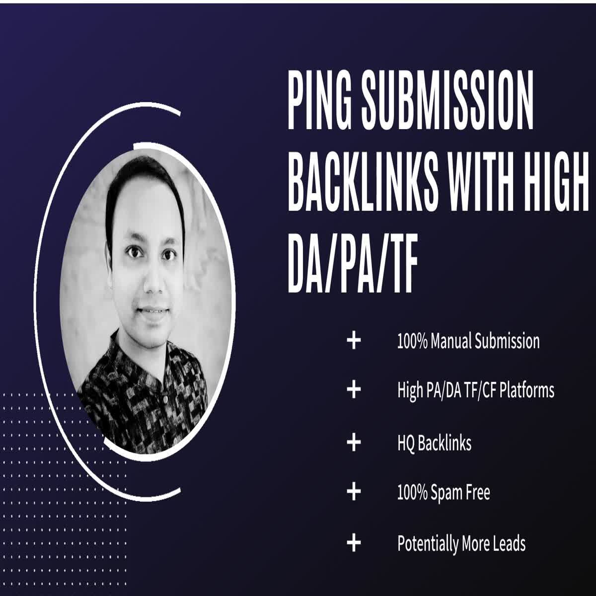 99 High Authority Ping Submission Backlinks