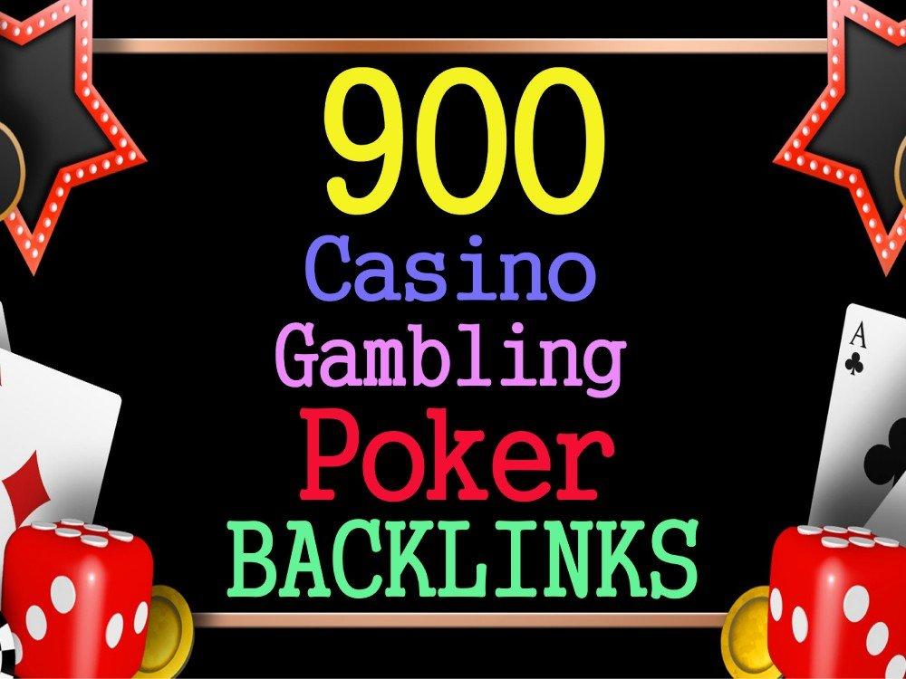 Thailand,  Indonesian or Korean - 900 Unique PBN post,  casino,  poker,  gambling sports betting sites
