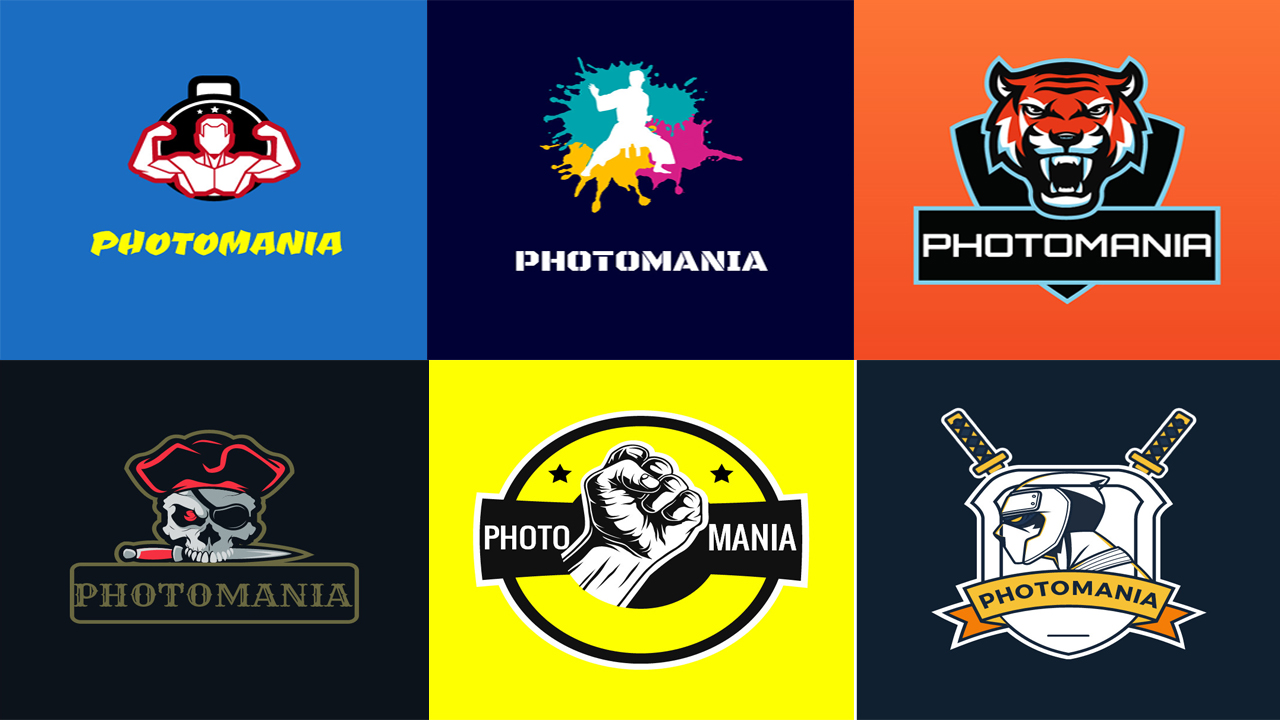 I will design 3 personal or business logos professionally