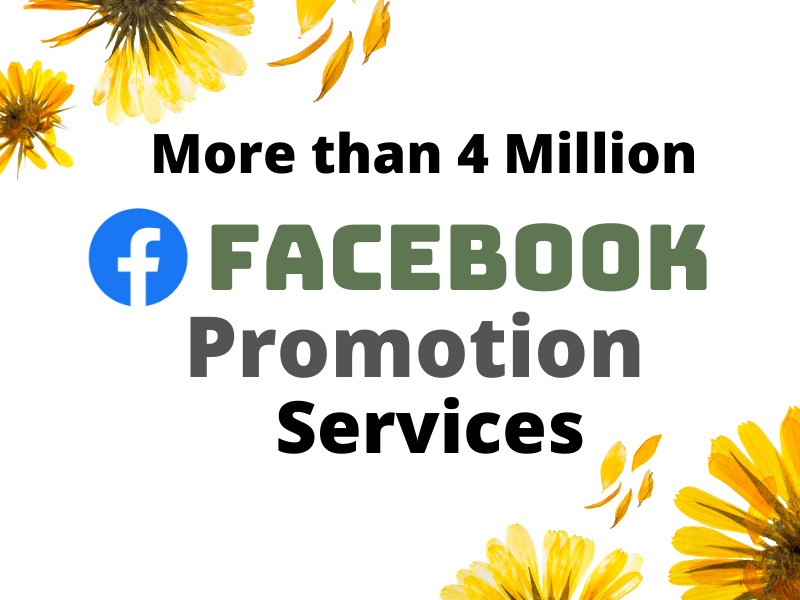 Facebook Advertising Services Globally. More than 4 Million active targeted audience