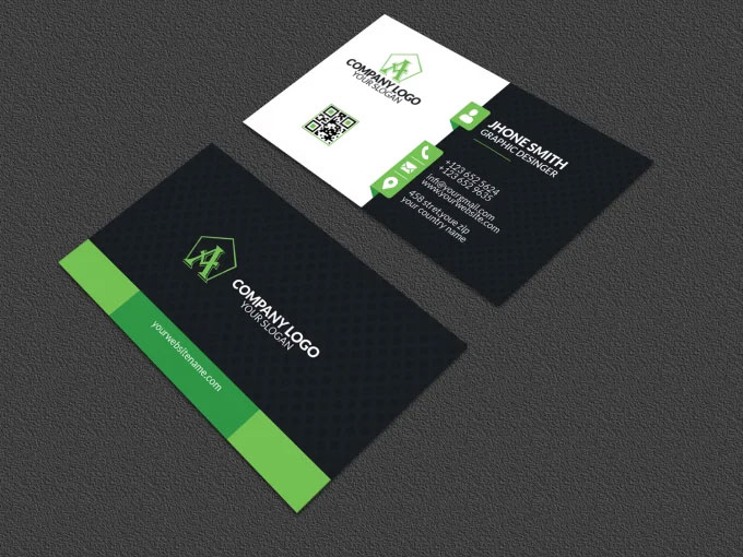 I will do professional business card and logo design