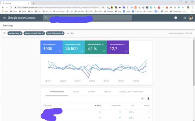 google search console and fix indexing errors