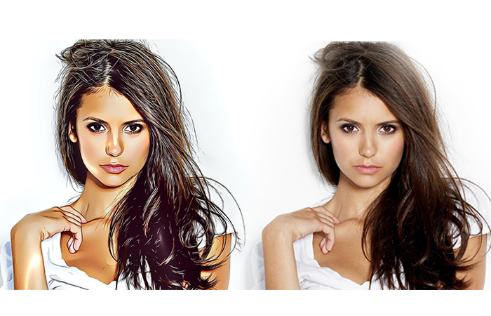 I will create your 3 picture in to cartoon portrait pictures