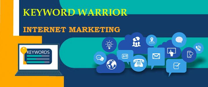 Keyword Warrior For Internet Marketing Tool