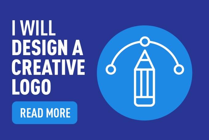 I will do design a creative professional logo