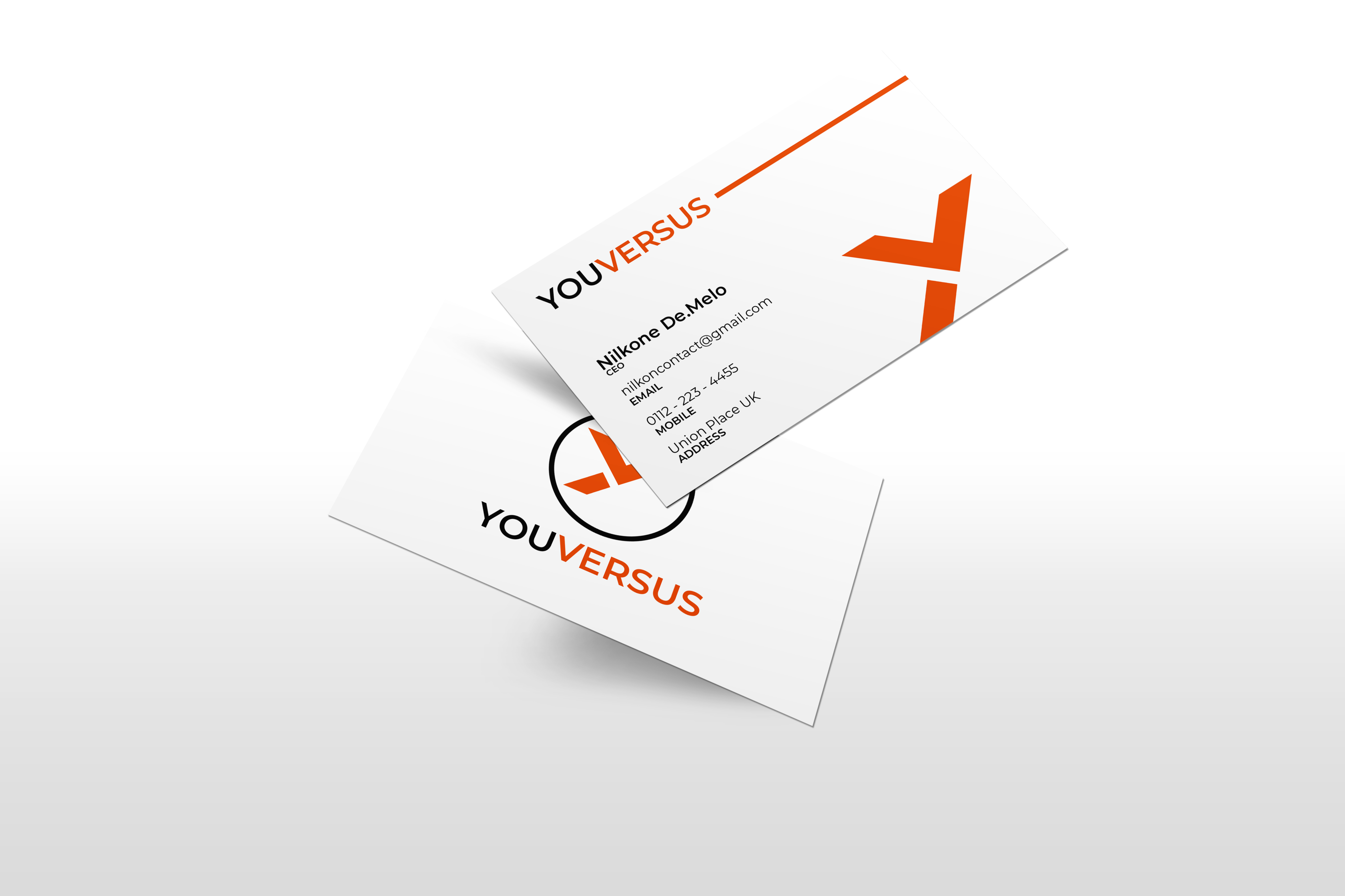 I will design Awesome Business Cards & Membership Cards