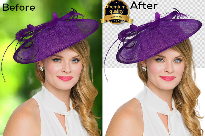 I will do background Remove of 3 images