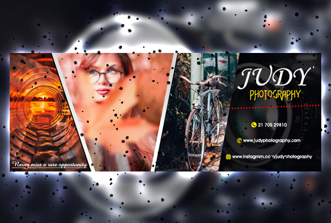 I will create Facebook covers & any social media designs