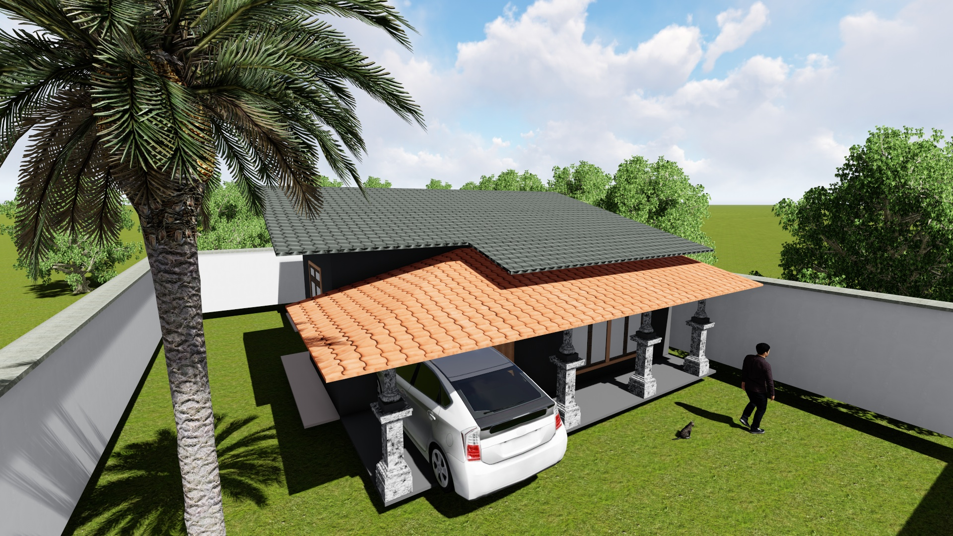 2D, Drawings, Home Design, Architectural Drawings,  KABANA Designs