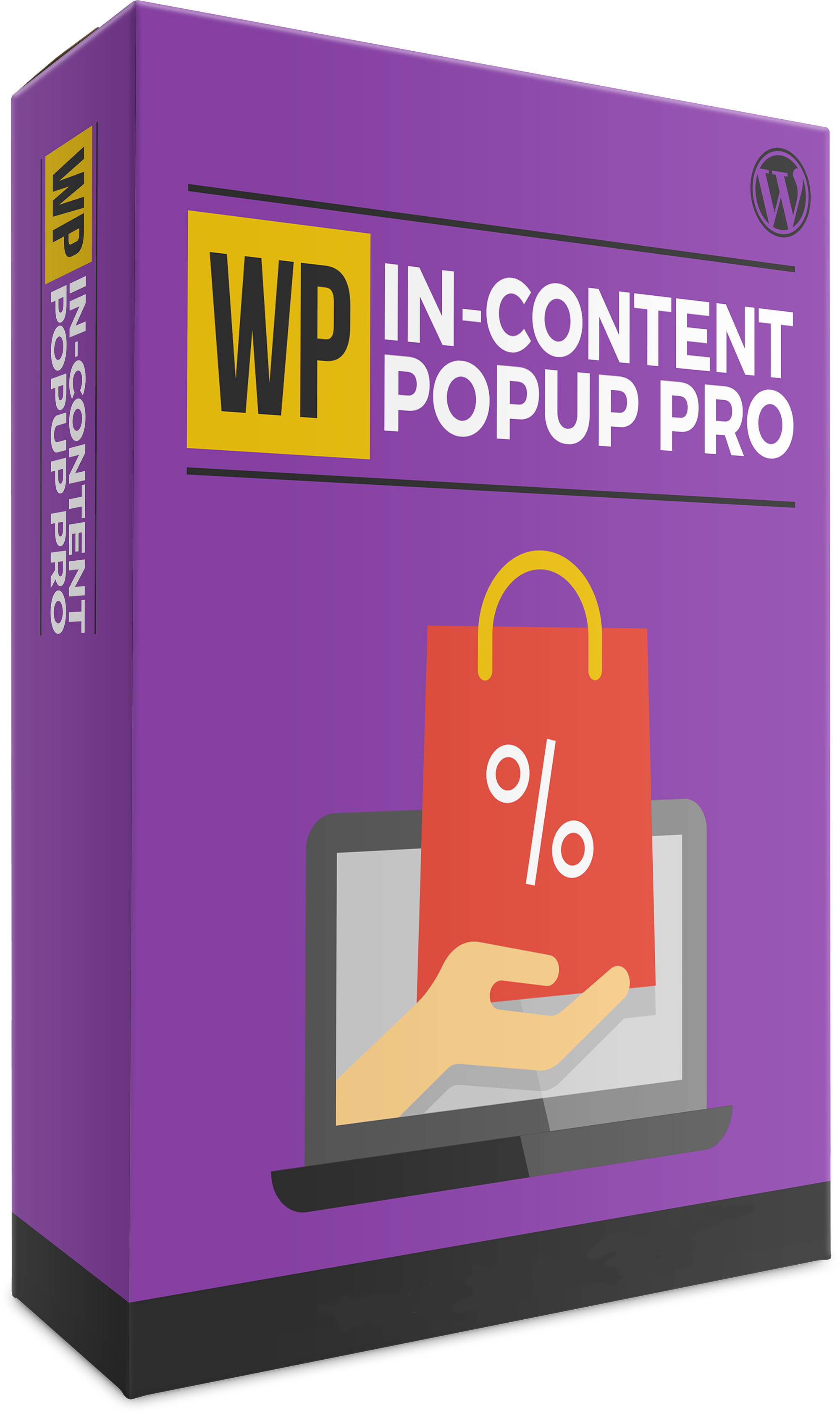 WP In-Content Popup Pro is a new plugin that lets you create attention grabbing popups