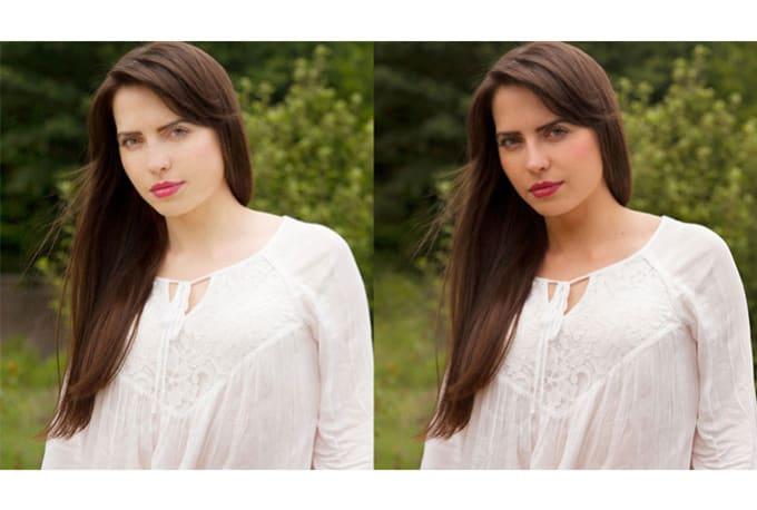 Professional image shop editing, image retouching, image editing