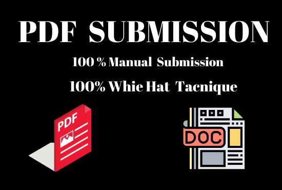 20 Best PDF Or Doc Creation & Submission On Top Authority Doc Sharing sites For Google Ranking
