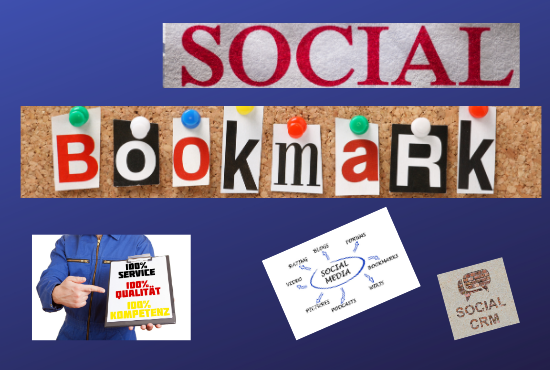 20 Social Bookmarking high DA enduring backlinks should rank your site by quality outsider referring