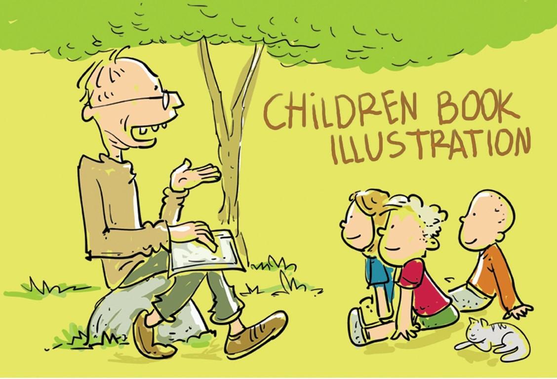 beautiful children book artist
