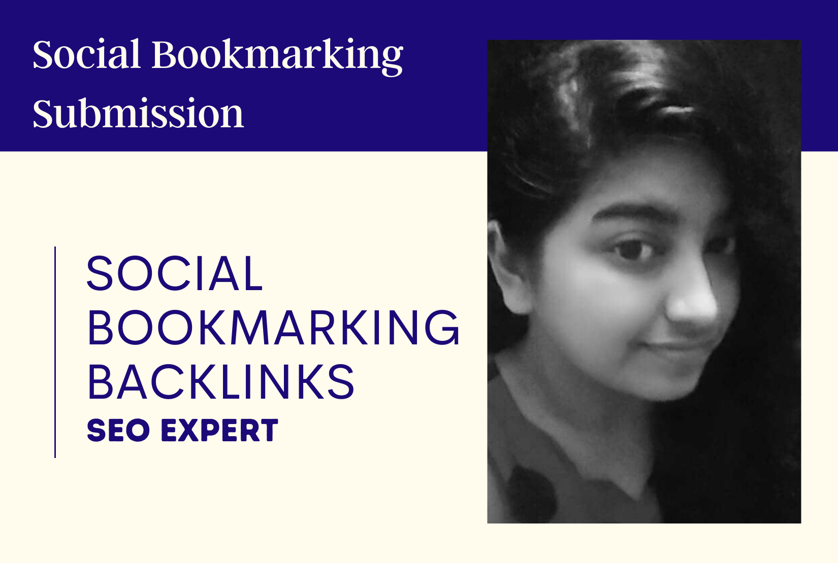 I will do 120 social bookmarking submission with high quality backlinks