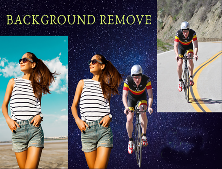 I will remove background from all image fast and quickly