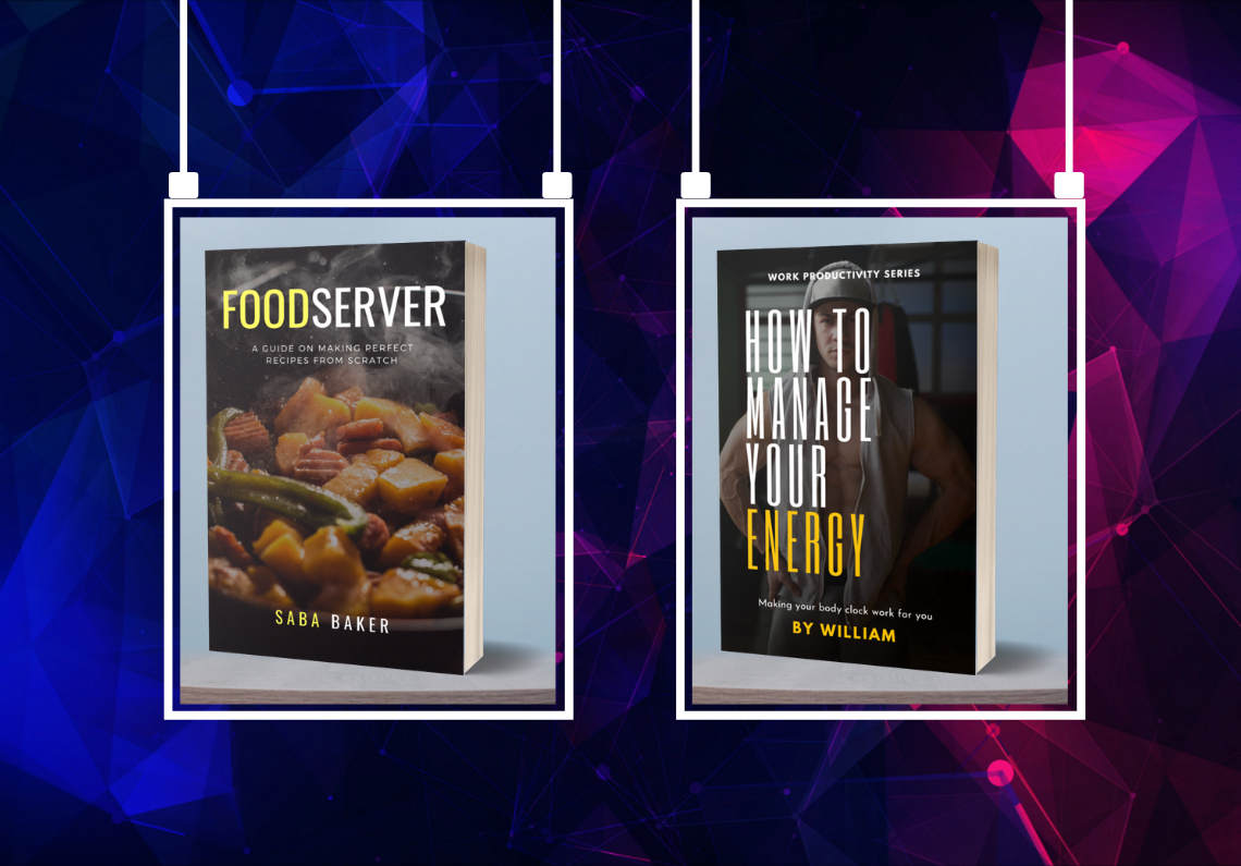 I will design a professional ebook cover or kindle cover