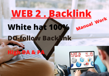Create High Quality 10 Manual Web 2.0 Blog Backlinks Submission