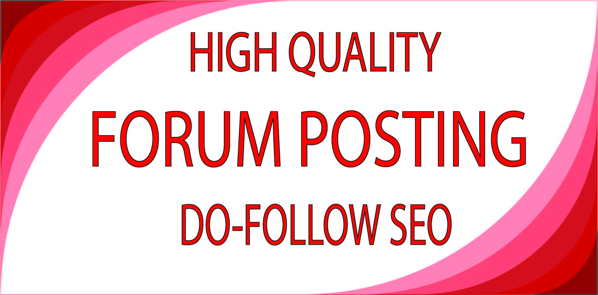 Provide 20 high-quality forum Posting backlinks Best for Your SEO