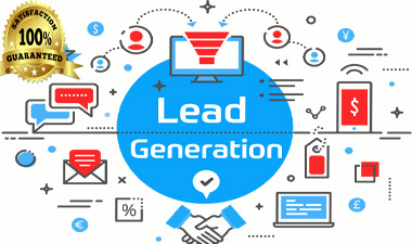 I will provide 100 B2B leads to promote your Business