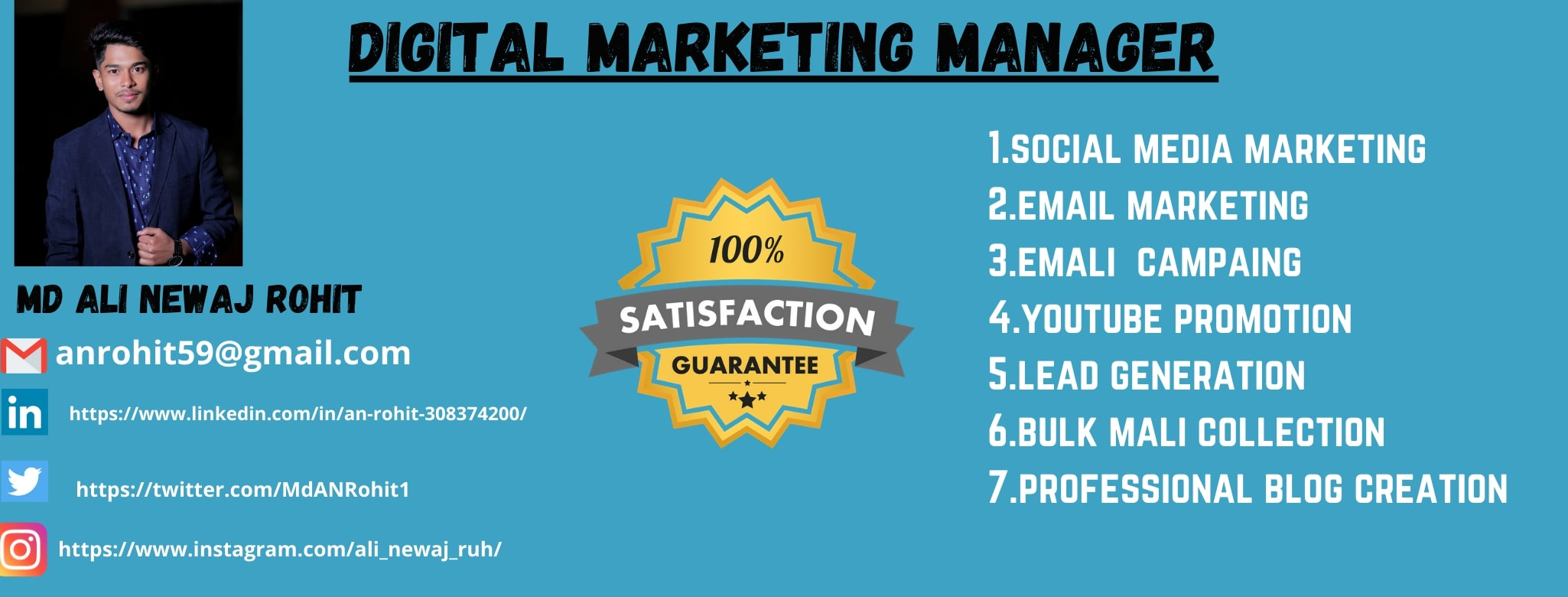 I will do b2b & Lead Generation for your business