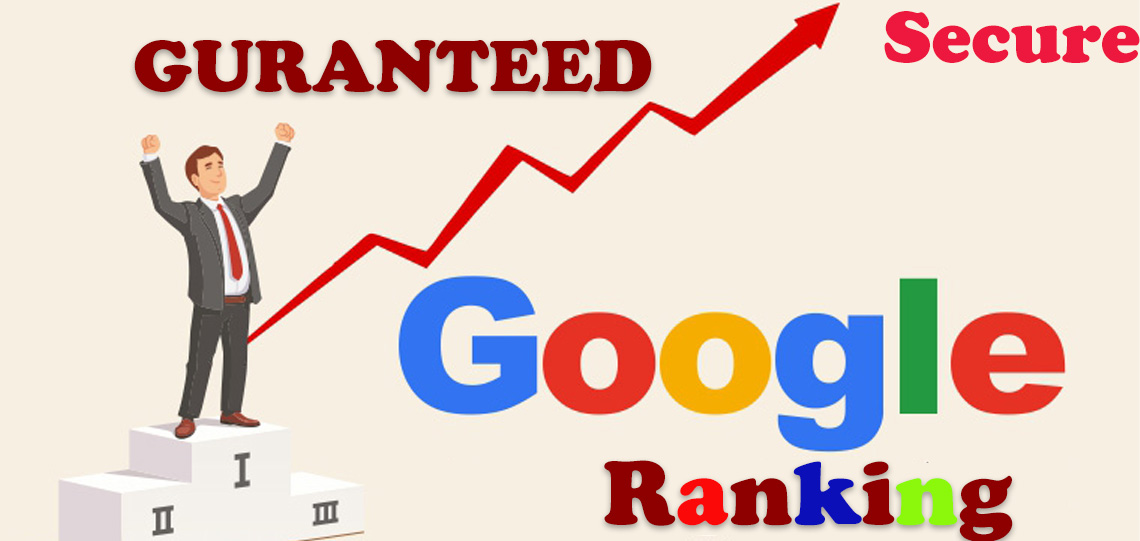 I will guranteed rank 5 keywords on google 1st page monthly SEO