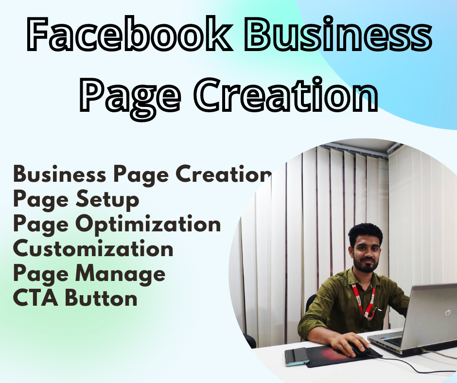 I will Created your Business Facebook Page,  Setup & Design,  Optimization