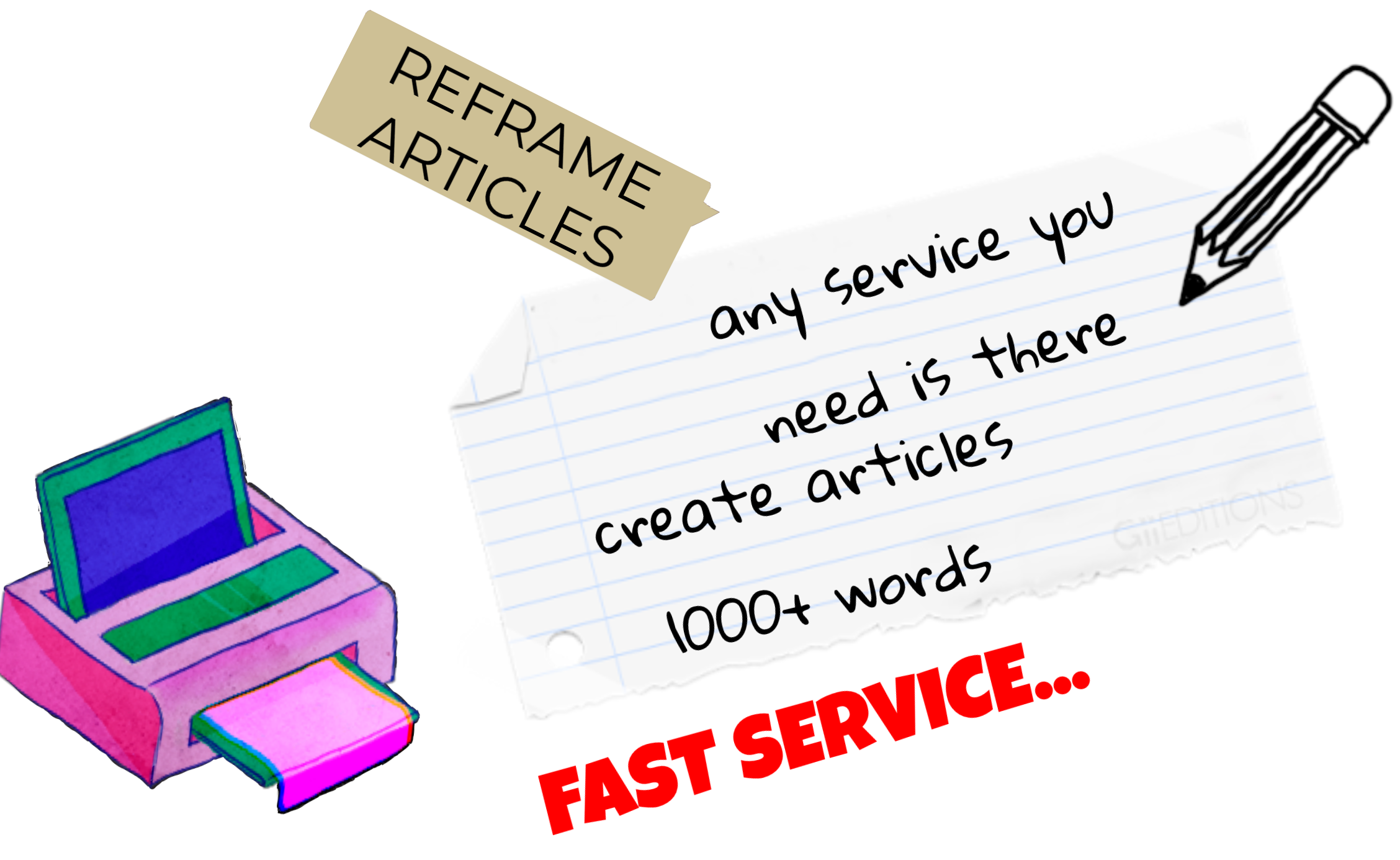 100 exclusive articles,  professionally rewritten articles,  writing articles 500+ and 1000+ words