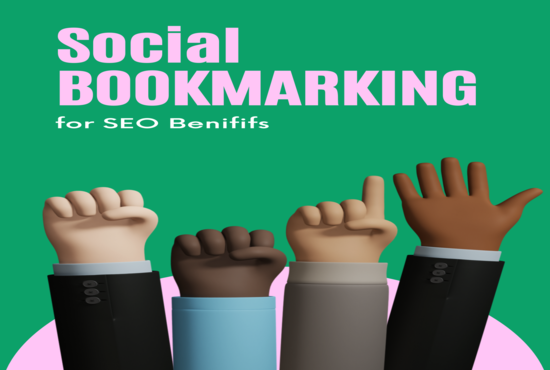 Create 50 social bookmark backlinks manually