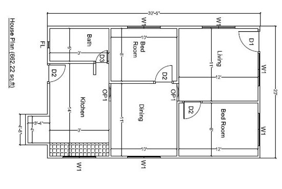 I will convert your Hand Sketch, PDF or JPEG files of house or building plan to Autocad 2D drawings
