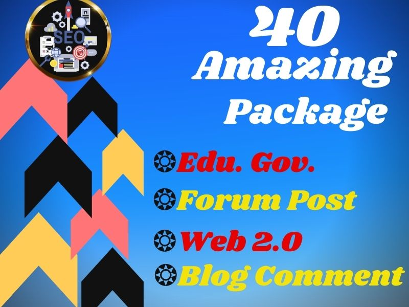 Latest Link Building Package By White Hat Skyrocket Dofollow Backlinks