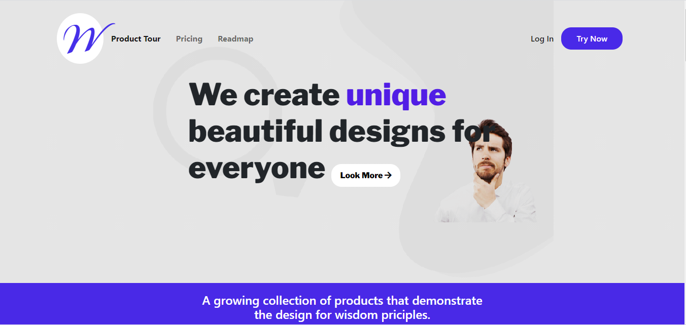 I will design responsive web site or home,landing page xd to html