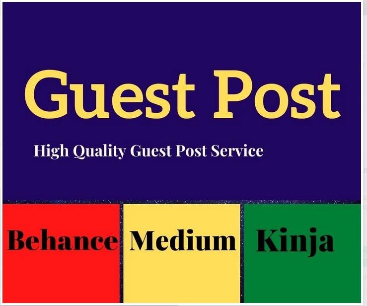 do 3 guest post on da 92 plus sites dofollow