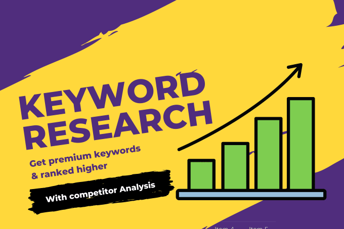 I will provide best keyword research for your site and YouTube