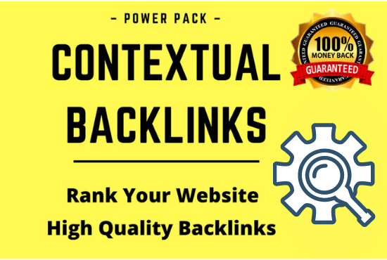I will create100 powerful contextual backlinks from 70 to 90 da sites