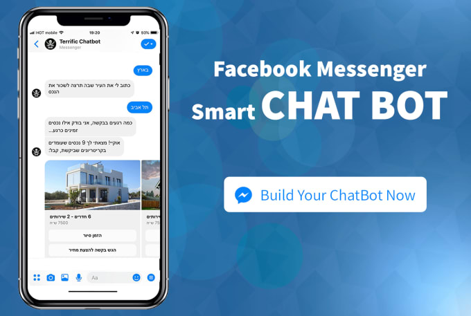 I will create a messenger chatbot using manychat
