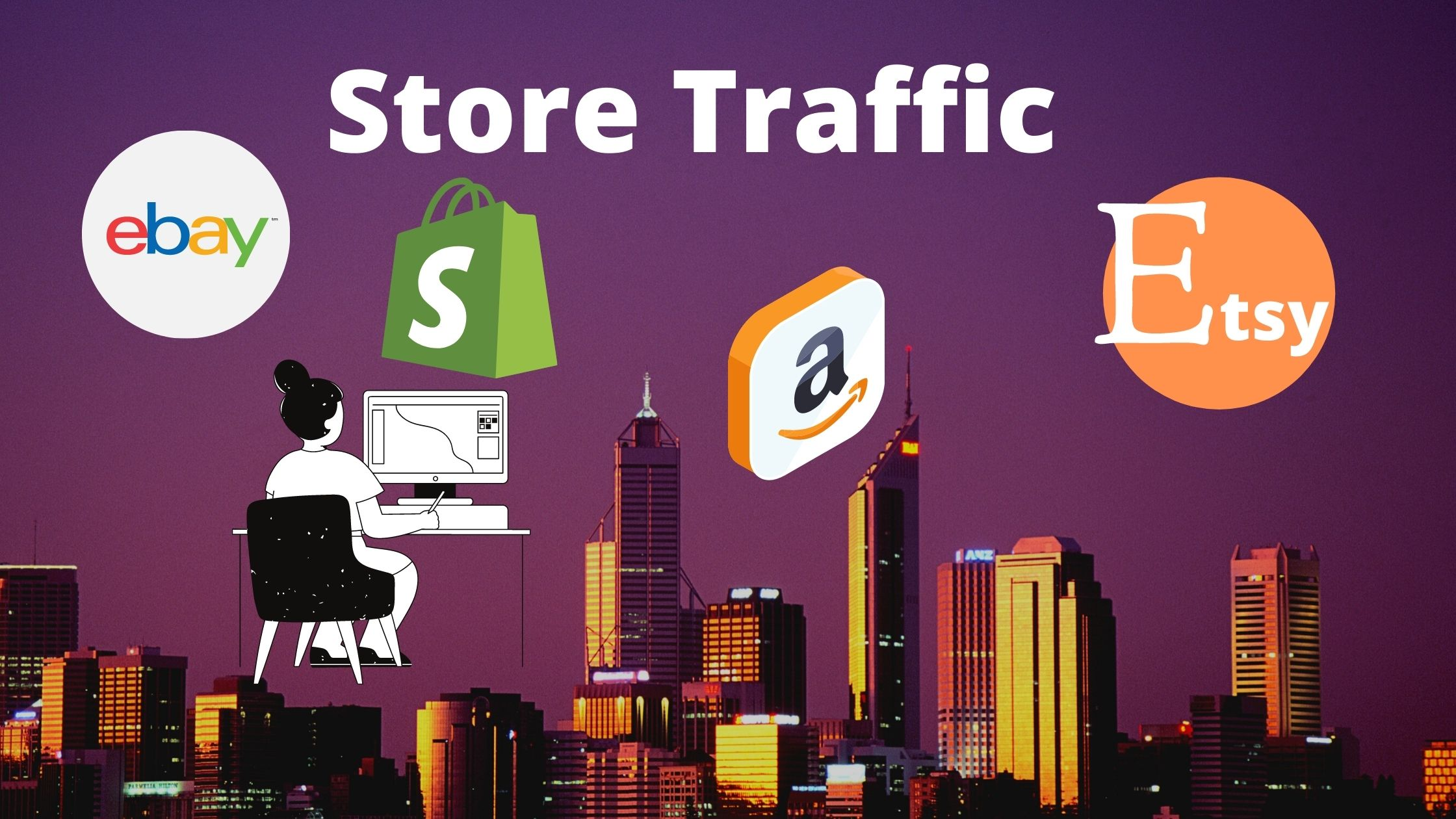 Drive Real Human Store Visitors For Business