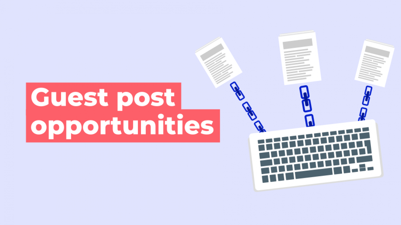 Write & Publish Guest post With permanent back link At High DA websites