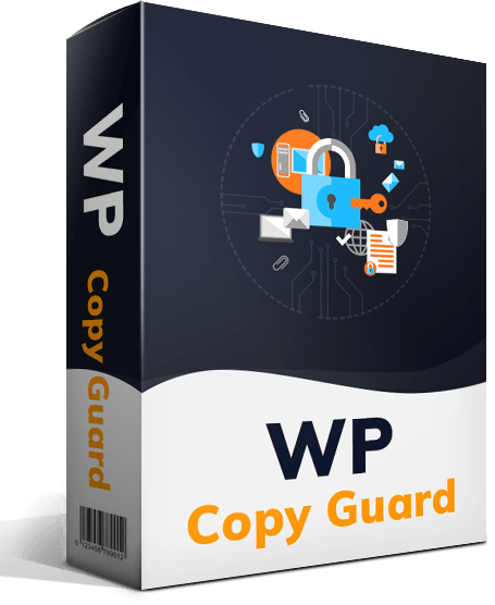 Premium WP Copy Guard-Secure Your Blogs & Websites