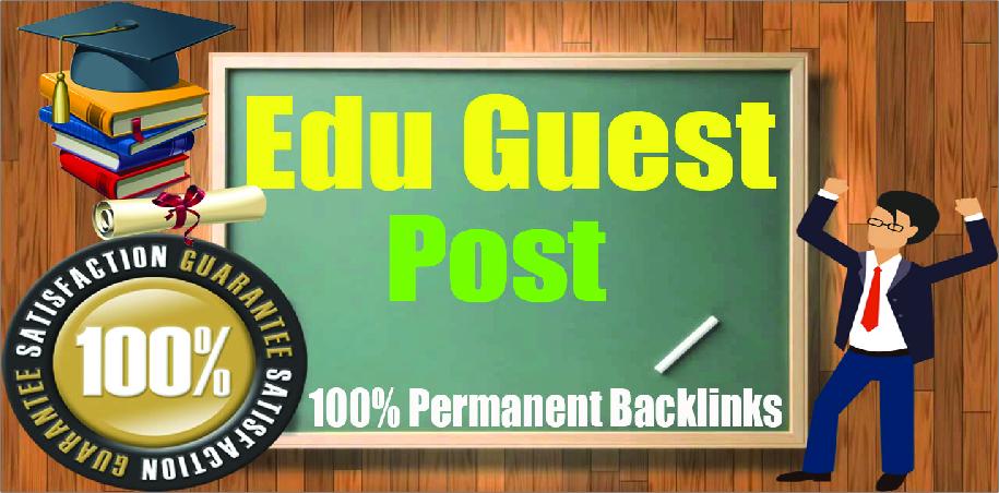 permanent Edu guest post google news approved do follow da90