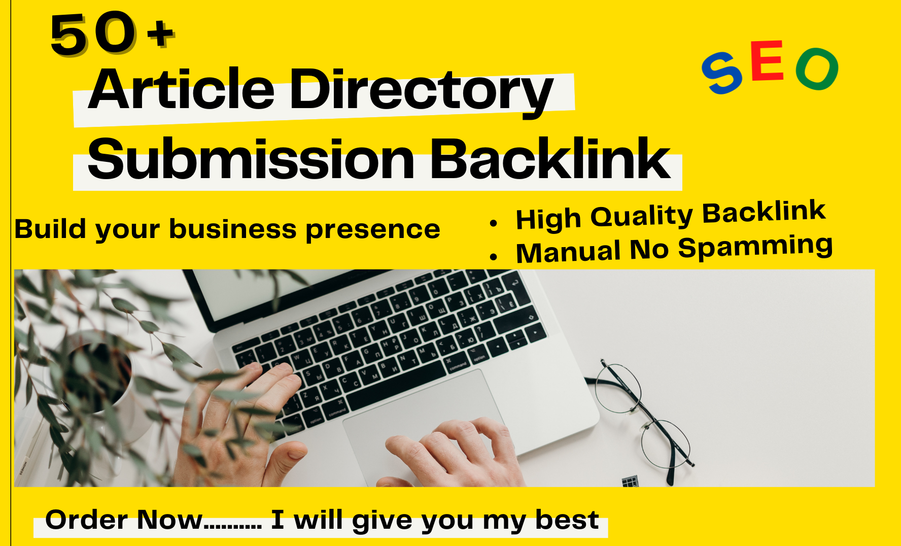I Will Create 50+ Article Directory Submission backlinks - Top Google Ranking DA & PA Domain