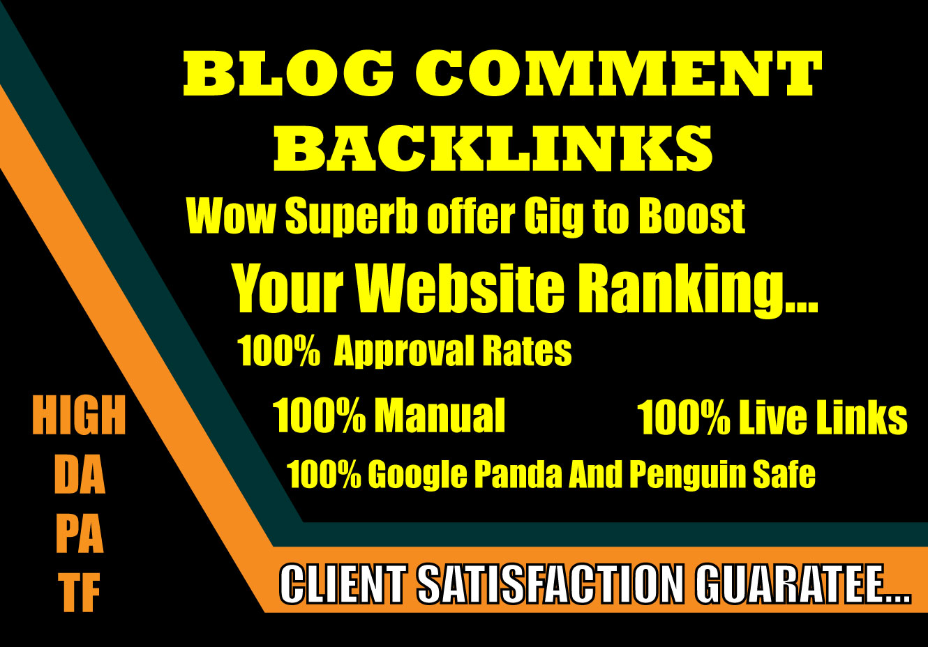 I Will Create 100 Blog Comments + 100 Social Bookmarks Dofollow Backlinks High Authority